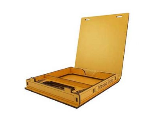 جعبه هدیه طرح آلبوم – ۵ مدل پر فروش