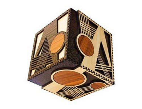 جعبه هدیه چوبی -خرید ۵ نمونه محبوب