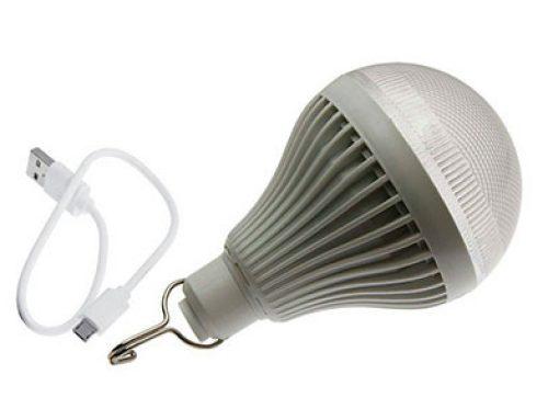 بهترین لامپ شارژی – ۵ مدل پر فروش