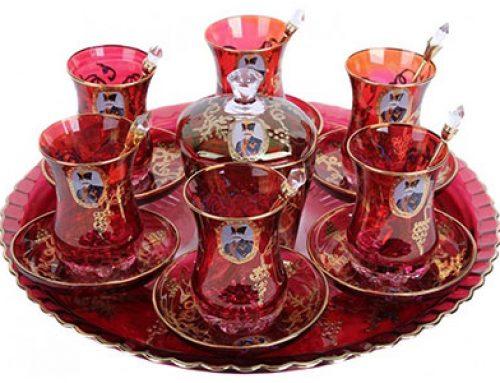 بهترین سرویس چایخوری شاهعباسی- ۵ مدل محبوب